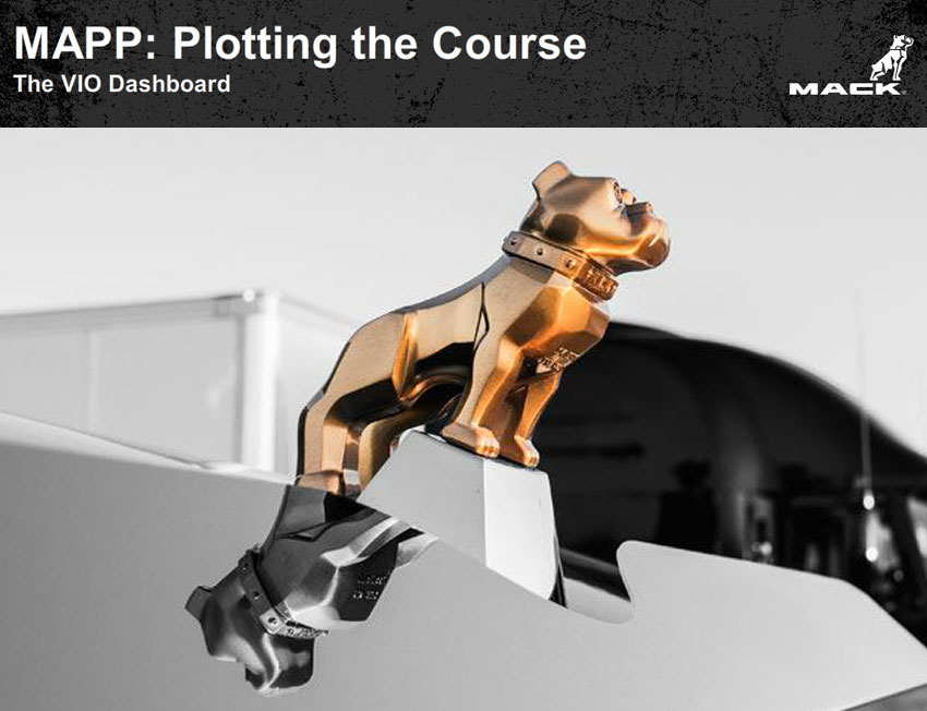 Mack Trucks Training Course sample