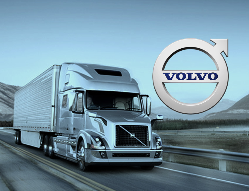 Volvo trucks sample course materials