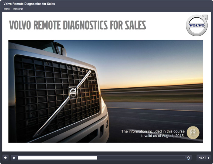 personal business plan volvo parts